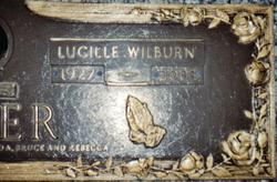 Lucille <I>Wilburn</I> Baker