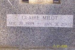 Claire Jeanne Milot