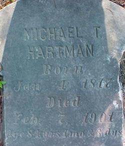 Michael T Hartman