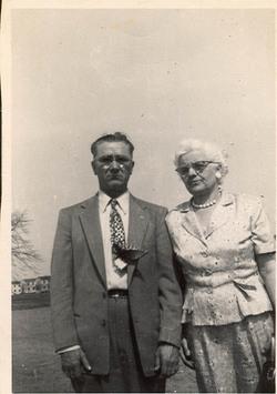 Martha Ellen <I>Hughes</I> Mathias