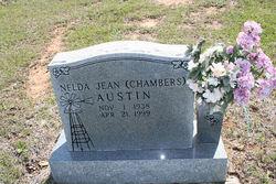 Nelda Jean <I>Chambers</I> Austin