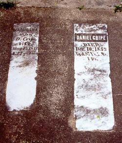 Rev Daniel Cripe