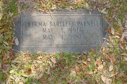 Therma Missie <I>Bartlett</I> Parnell