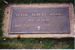 Jessie Albert Adams