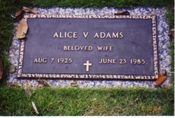 Alice Virginia Adams