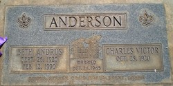 Beth <I>Andrus</I> Anderson