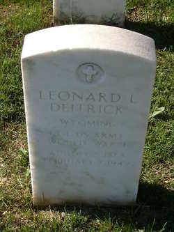 Leonard L Deitrick