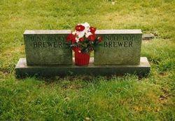 Mary Rebecca <I>Purser</I> Brewer