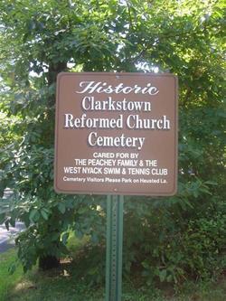 Clarkstown Reformed Church Cemetery