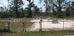 Wolf Creek Baptist Church Cemetery