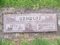 Otto Jayson Ornduff