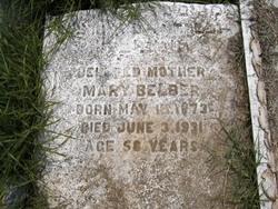 Mary <I>Barall</I> Belber