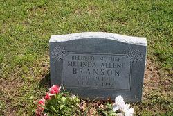 Melinda Allene <I>Kittrell</I> Branson