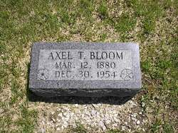 Axel Theodore Bloom