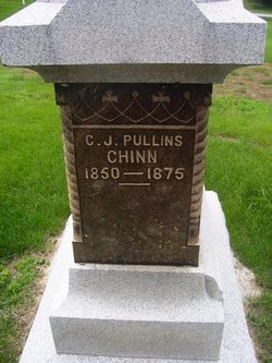 C J <I>Pullins</I> Chinn