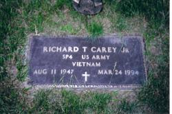 Richard T Carey, Jr