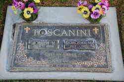 Dorothy M. Toscanini