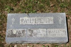 Marlene Mary Allen