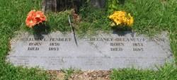 Delancey F <I>Hart</I> Fendley