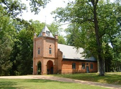 St. Peter's Episcopal Church Cemetery