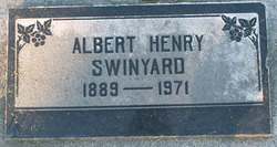 Albert Henry Swinyard