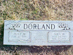 Glen H. Dorland