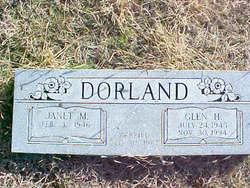Janet Merle <I>Kafton</I> Dorland
