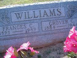 Frances C <I>Logan</I> Williams