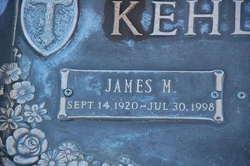 James M. Kehlor