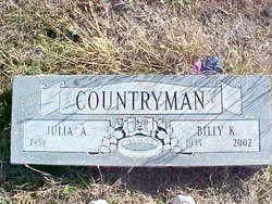 Billy K. Countryman
