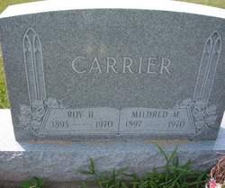 Roy Hurlburt Carrier