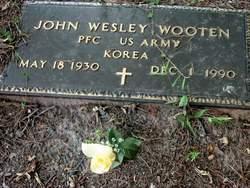 John Wesley Wooten