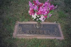 """Roland Dewayne """"Rosie"""" Rozell"""