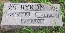 Emily Alice <I>Brown</I> Byron