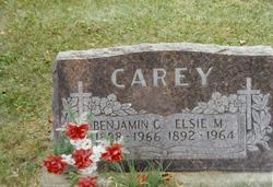 Elsie May <I>Shoemaker</I> Carey