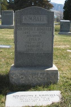 Solomon Farnham Kimball