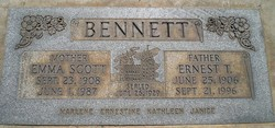 Ernest Theodore Bennett