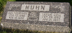 Leslie Cole Nuhn