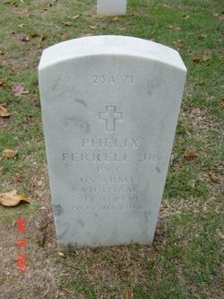 Phelix Ferrell, Jr