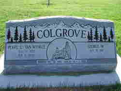 Pearl Louise <I>Van Winkle</I> Colgrove