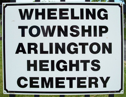 Wheeling Township Arlington Heights Cemetery