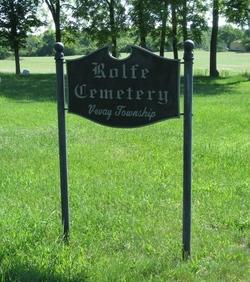 Rolfe Cemetery