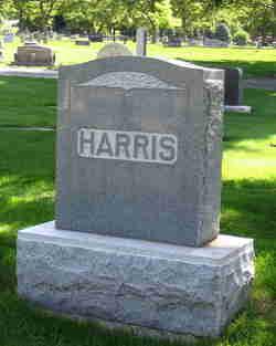 Emma Gertrude <I>Stimpson</I> Harris