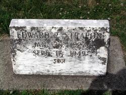 Edward R Strapon