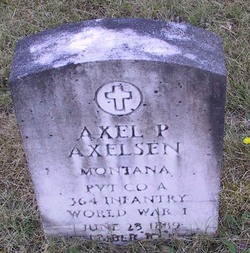 Axel P. Axelsen