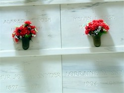 Helen Imelda <I>Garcia</I> Rose