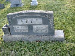 Isabelle <I>Brittain</I> Abee