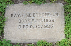 "Raymond Frederick ""Ray"" Meierhoff, Jr"