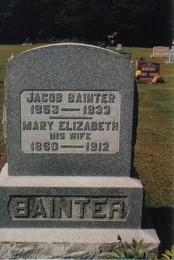 Mary Elizabeth <I>Beery</I> Bainter