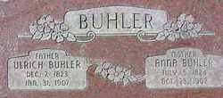 Ulrich Buhler
